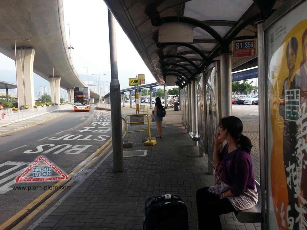 bus terminal hongkong