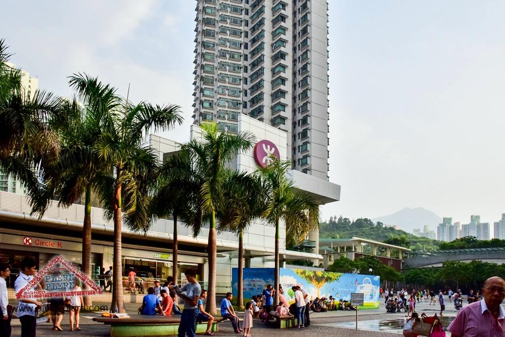 ฮ่องกง city gate