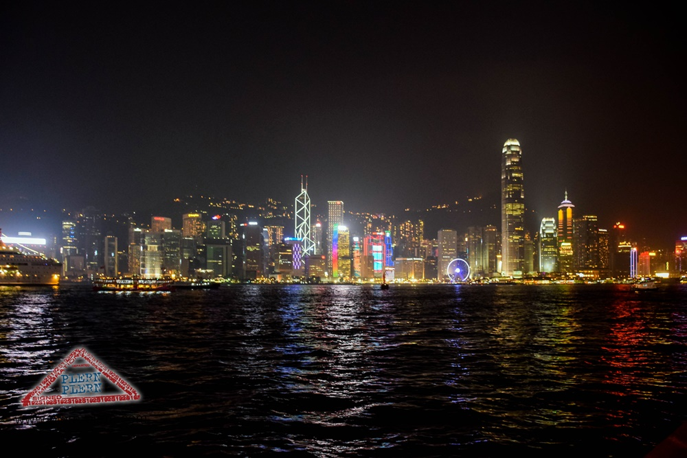 A Symphony Of Lights Victoria Harbour