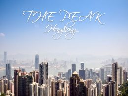 the peak hongkong